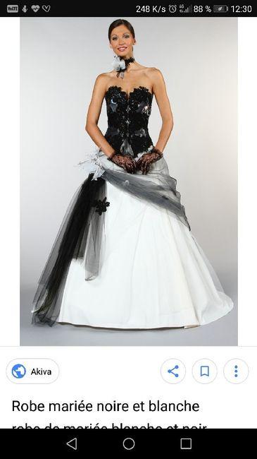 Robe de mariée, à vous de choisir si vous n aviez que ce choix et ... 87d936f36c8d