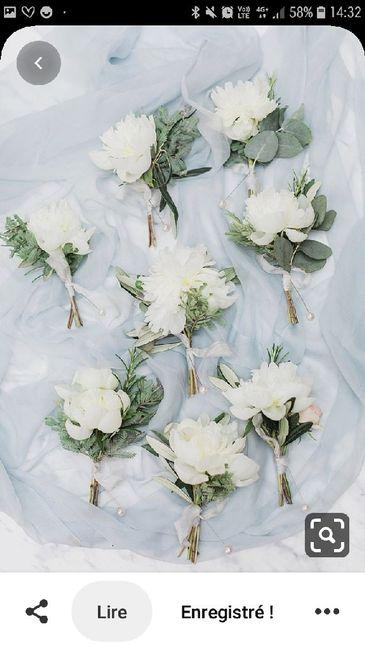 Prix fleuriste pour notre mariage 3