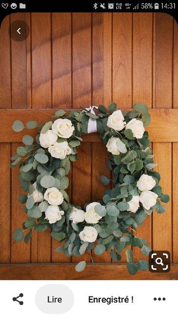 Prix fleuriste pour notre mariage 4