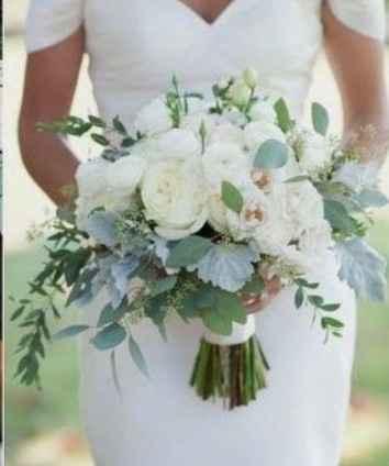 Prix fleuriste pour notre mariage - 1