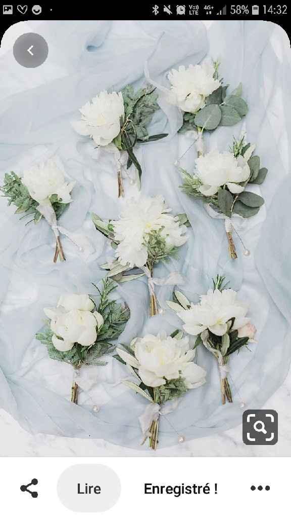 Prix fleuriste pour notre mariage - 2