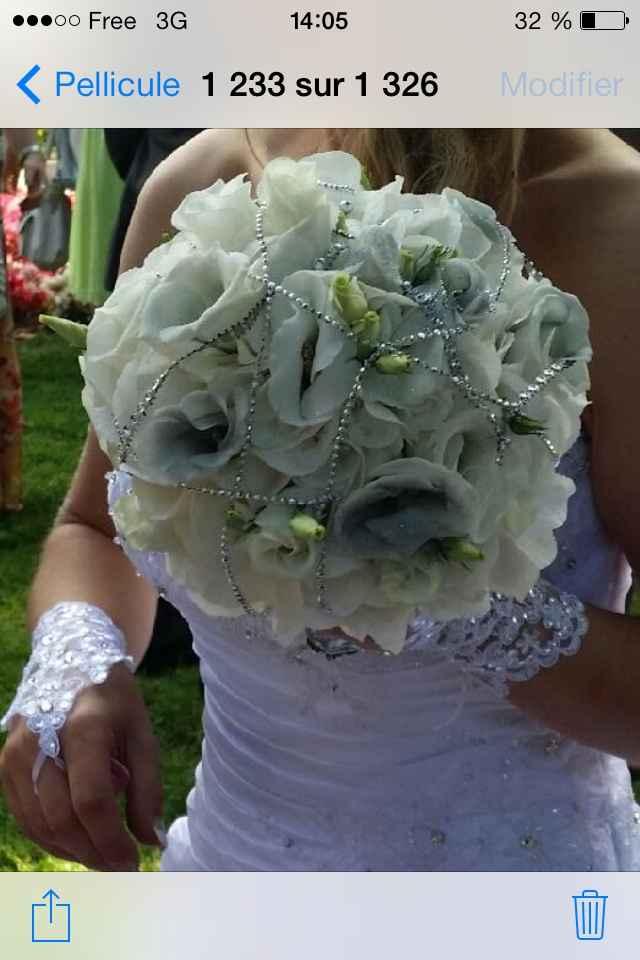 Alternative au bouquet traditionnel : le bouquet Glamélia - 1