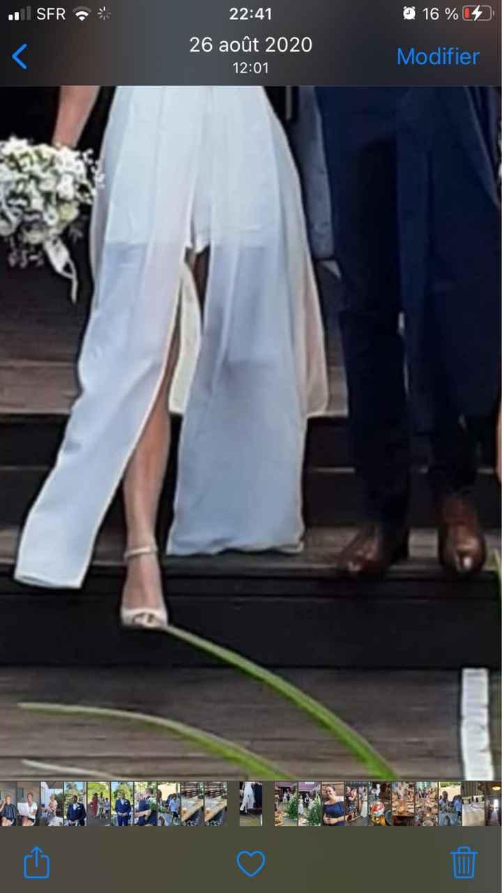 Mariée en Jimmy Choo - 1