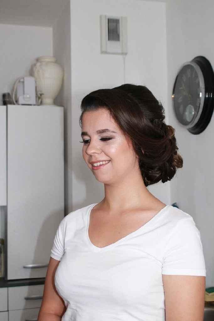 Avis essai maquillage et coiffure - 2