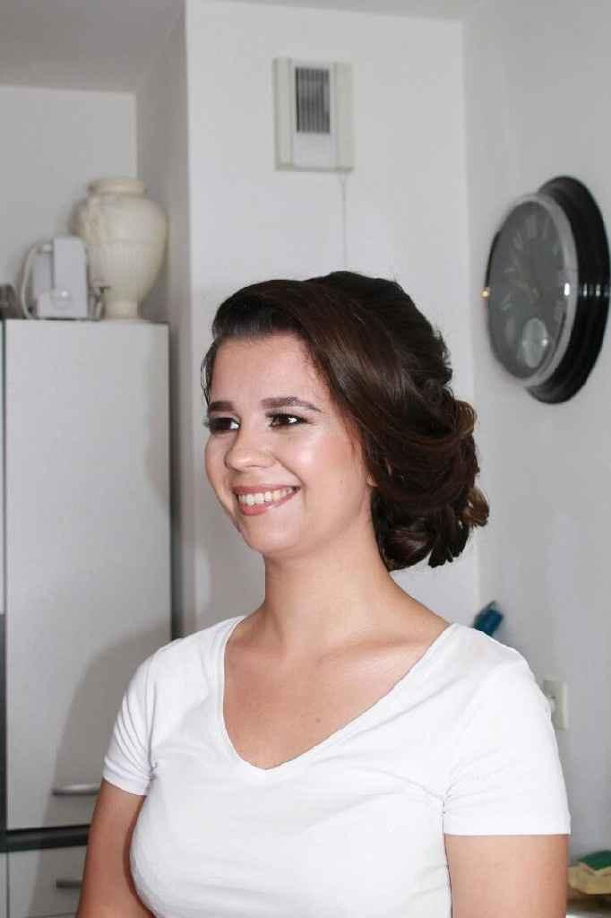 Avis essai maquillage et coiffure - 3