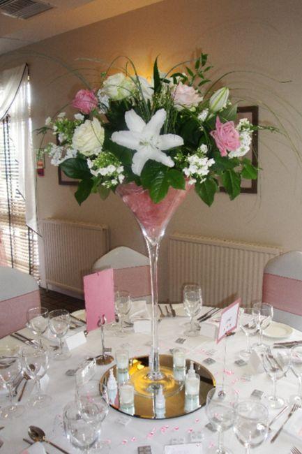 budget fleur pour vases martini d coration forum. Black Bedroom Furniture Sets. Home Design Ideas