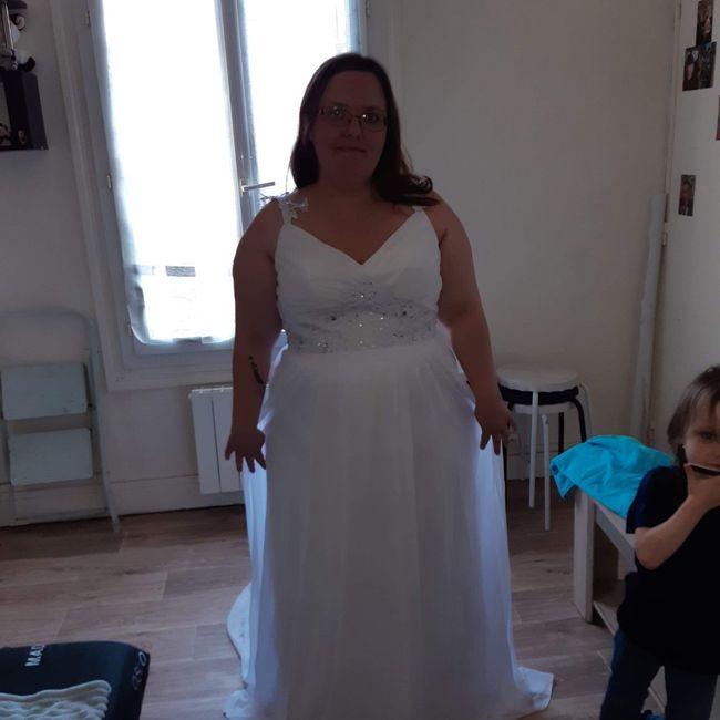 Robe de mariée 2