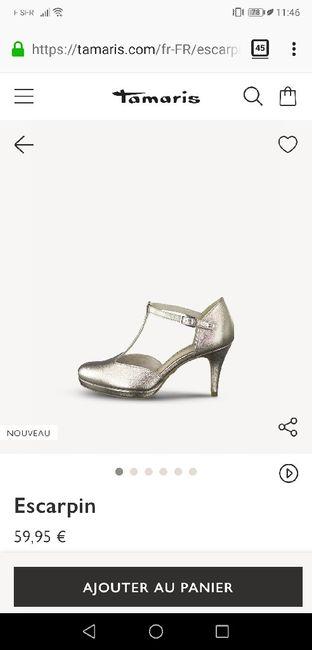 La robe ok mais les chaussures ??? 🤔 4
