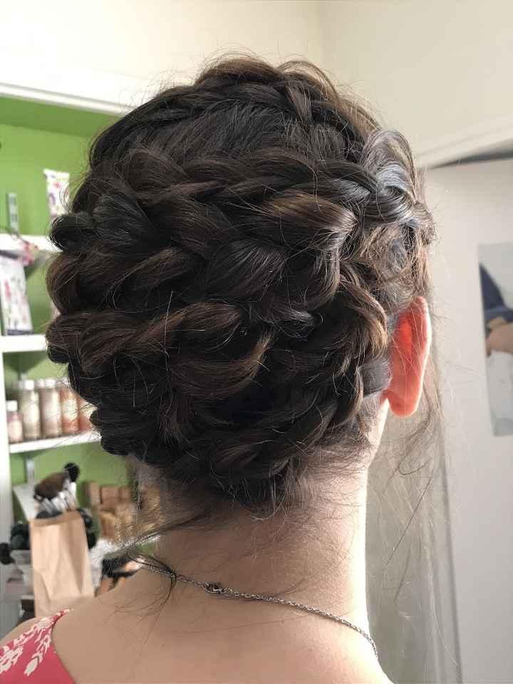 Essai coiffure et maquillage - 6
