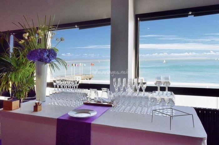 D co table vin d 39 honneur d coration forum for Decoration table vin d honneur