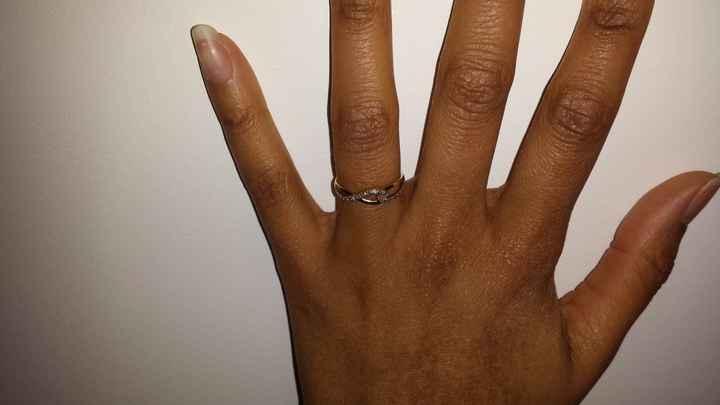 Votre bague de fiançailles après le mariage - 1
