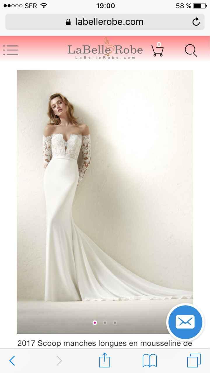 Robes de mariée sur bellerobe.com - 1