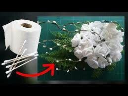 Fleurs En Papier Toilette Decoration Forum Mariages Net