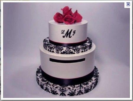 Urne En Forme De Wedding Cake Décoration Forum Mariagesnet