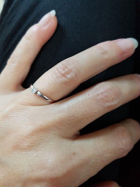 Demande en mariage et bagues de fiançailles 3