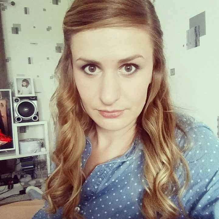 2nd essai coiffure + make up - 2