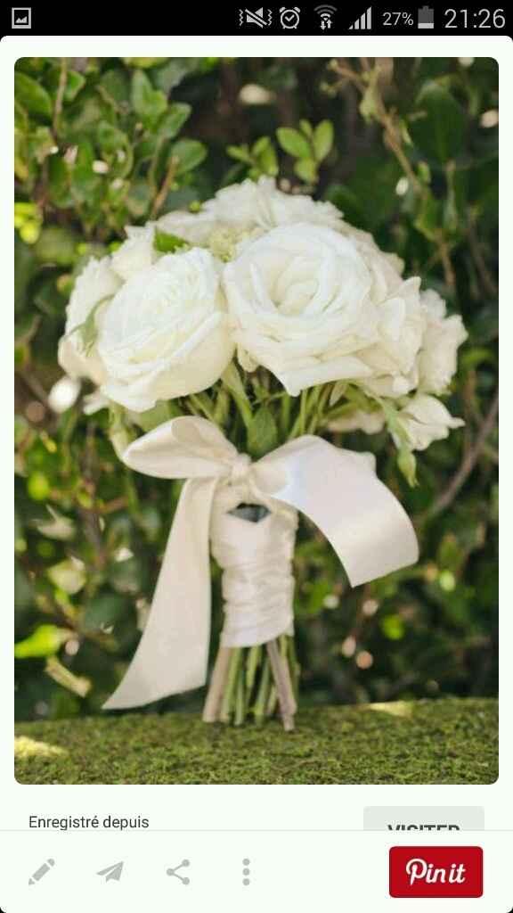 Bouquet, lequel préférez vous ? - 2