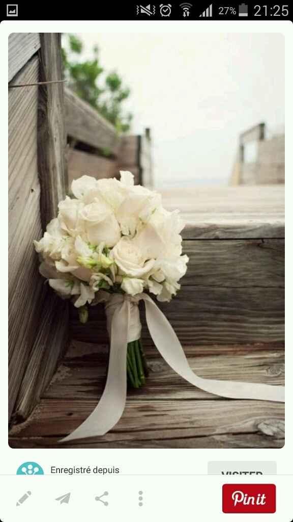Bouquet, lequel préférez vous ? - 1