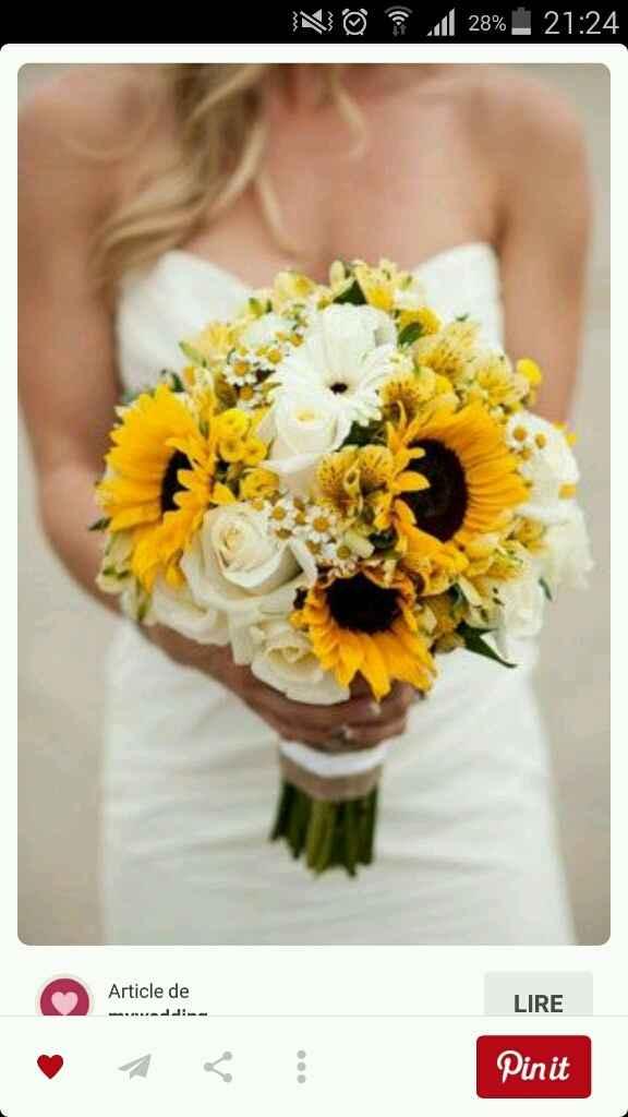 Bouquet, lequel préférez vous ? - 3
