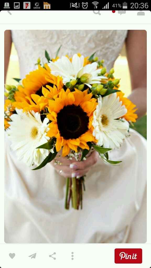 Bouquet, lequel préférez vous ? - 4