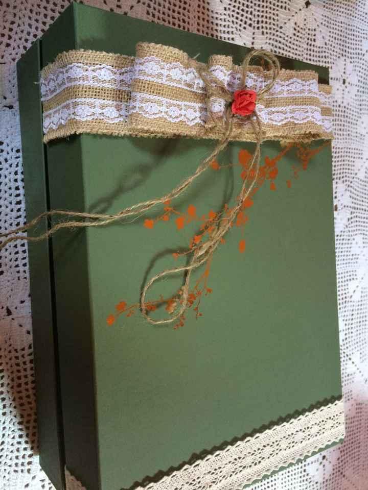 Cadeaux pour invités - 1