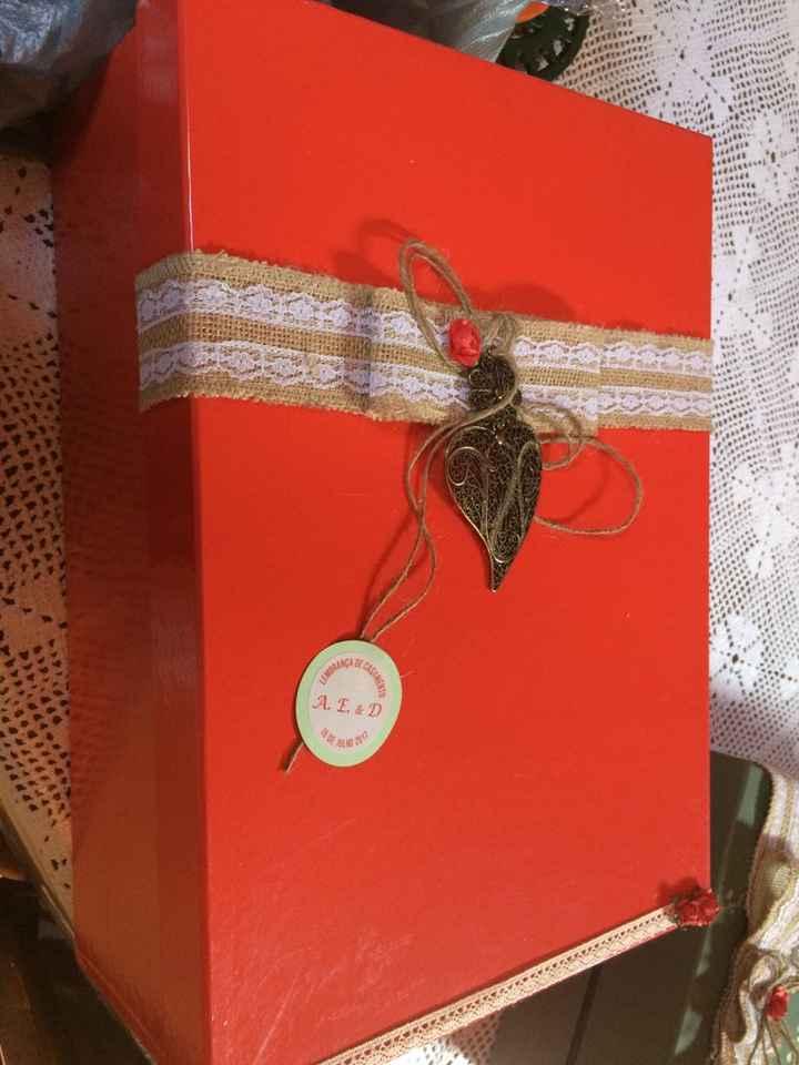 Cadeaux pour invités - 3