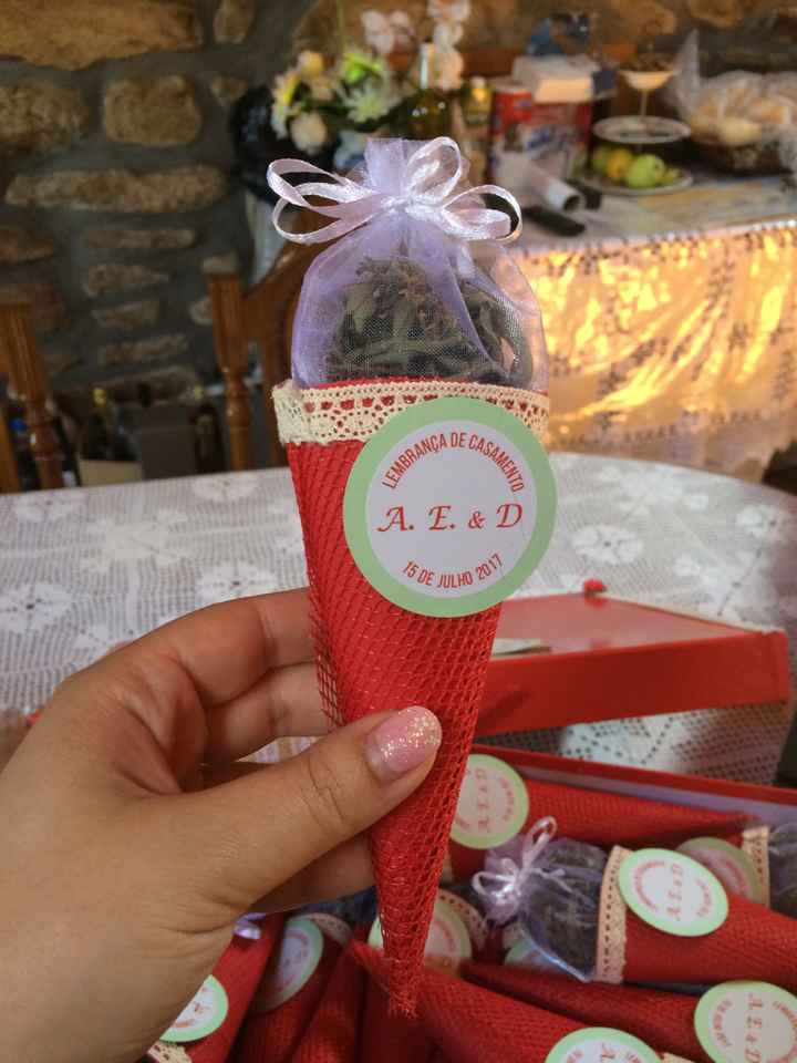 Cadeaux pour invités - 4