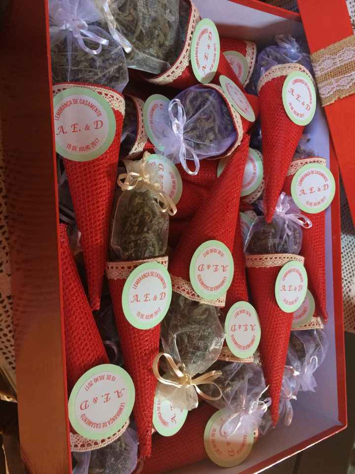 Cadeaux pour invités - 5