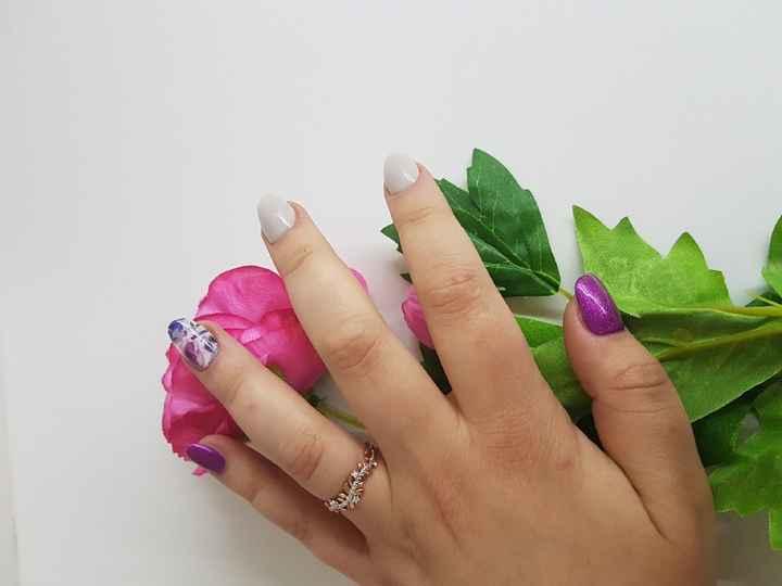 Les ongles c'est ok! mariage samedi - 1