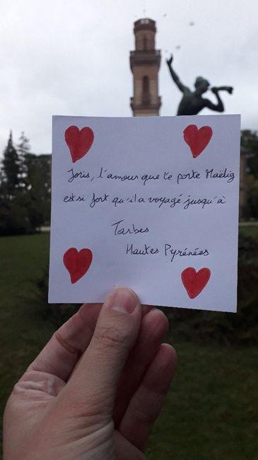 Love note Antibes 4