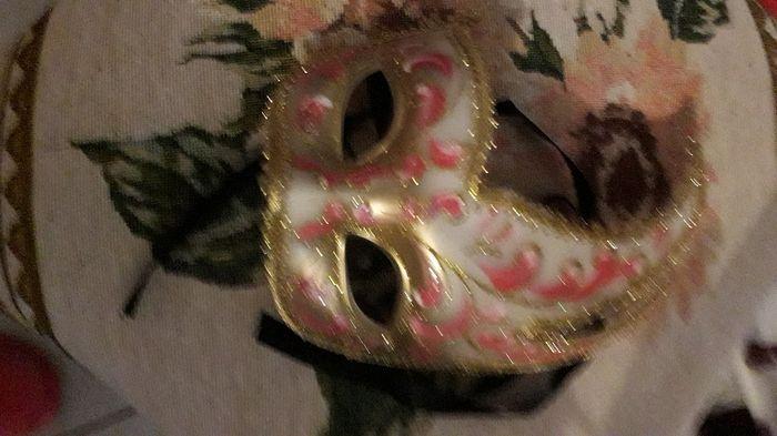 Masques de Venise trouvés - 2
