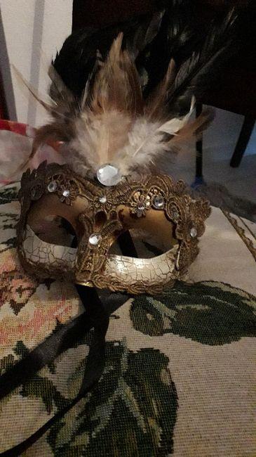 Masques de Venise trouvés - 4