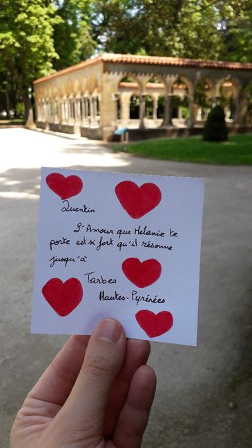 Love note 😍 - 4