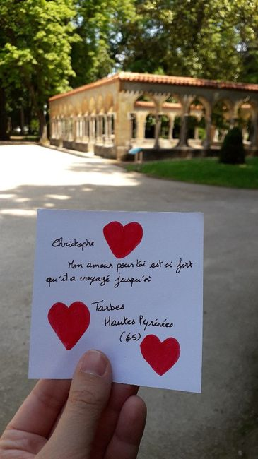 Love note - 2