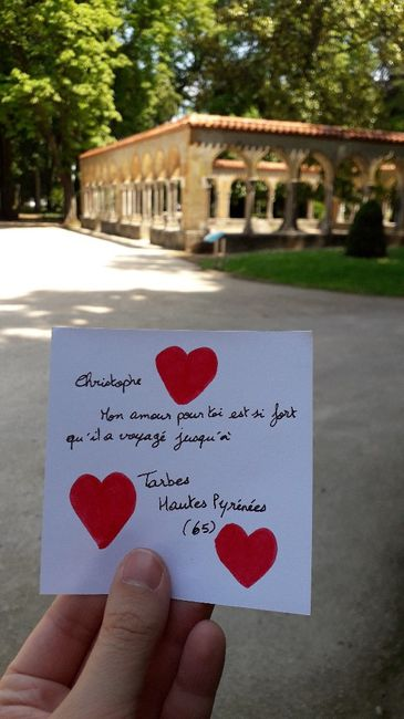 Love note - 3
