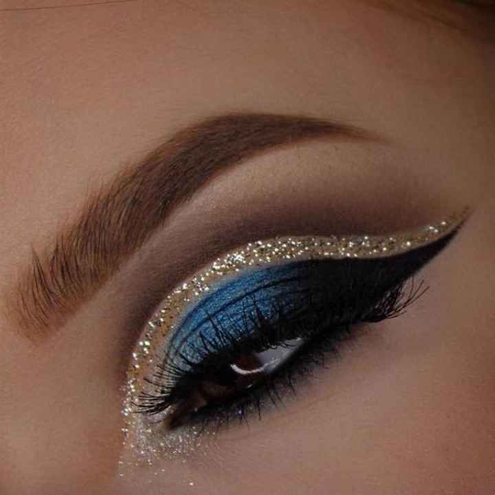 🌠🌠🌠 Inspiration bleue et or 🌠🌠🌠 - 3