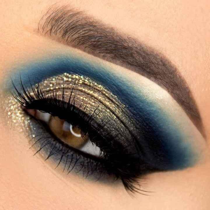 🌠🌠🌠 Inspiration bleue et or 🌠🌠🌠 - 4