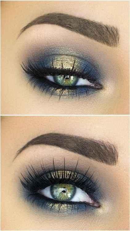 🌠🌠🌠 Inspiration bleue et or 🌠🌠🌠 - 5