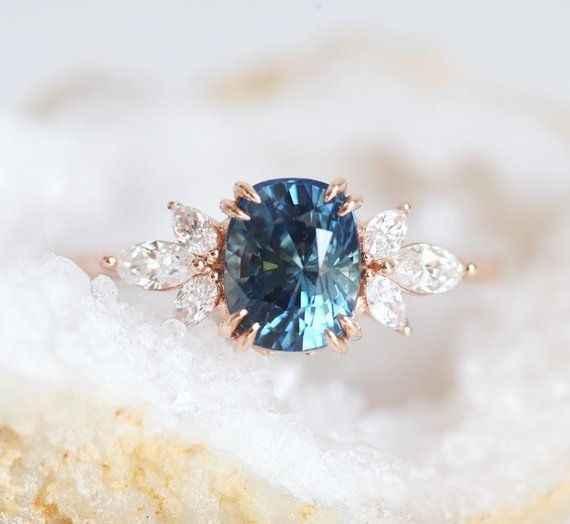 🌠🌠🌠 Inspiration bleue et or 🌠🌠🌠 - 7