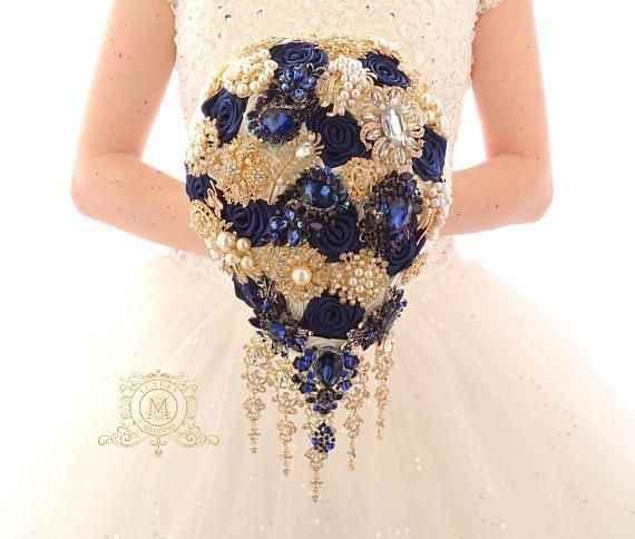 🌠🌠🌠 Inspiration bleue et or 🌠🌠🌠 - 9