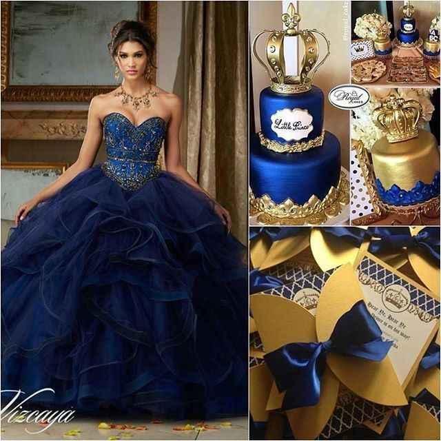 🌠🌠🌠 Inspiration bleue et or 🌠🌠🌠 - 22