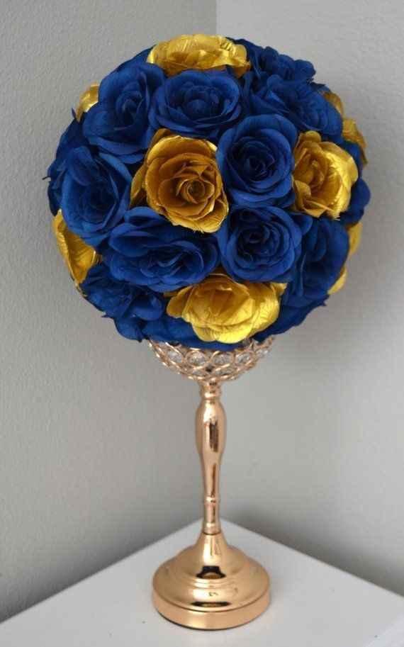🌠🌠🌠 Inspiration bleue et or 🌠🌠🌠 - 26
