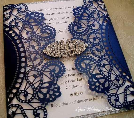 🌠🌠🌠 Inspiration bleue et or 🌠🌠🌠 - 38