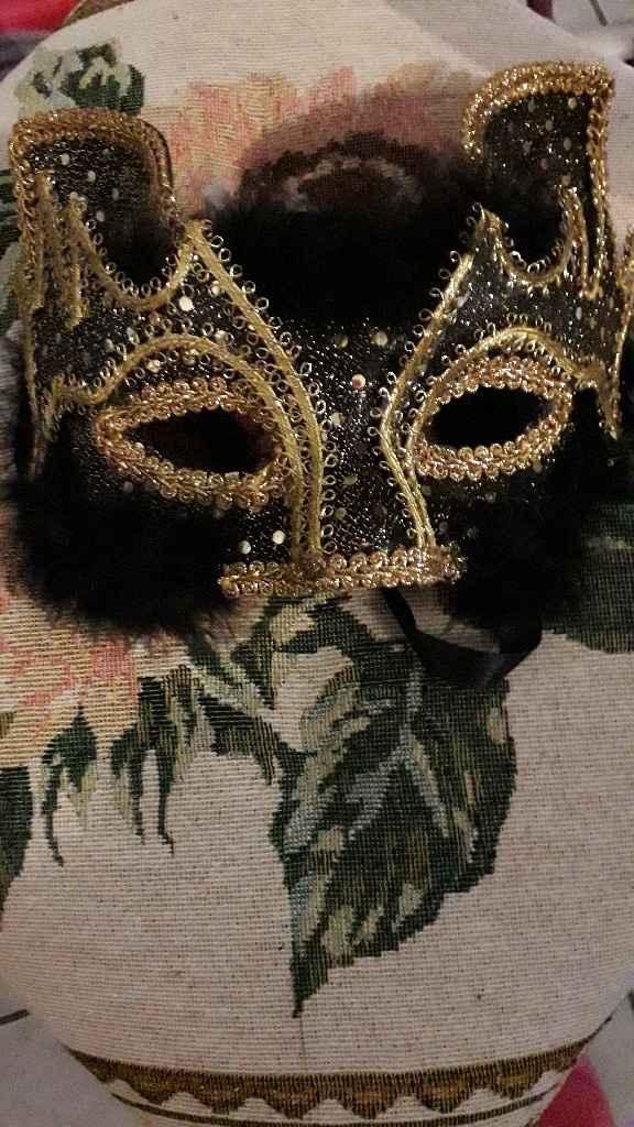 Masques de Venise trouvés - 3