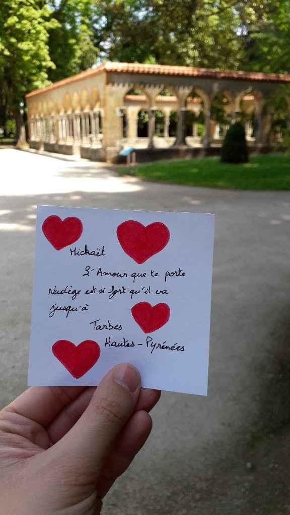 Love notes pour mon chéri - 2