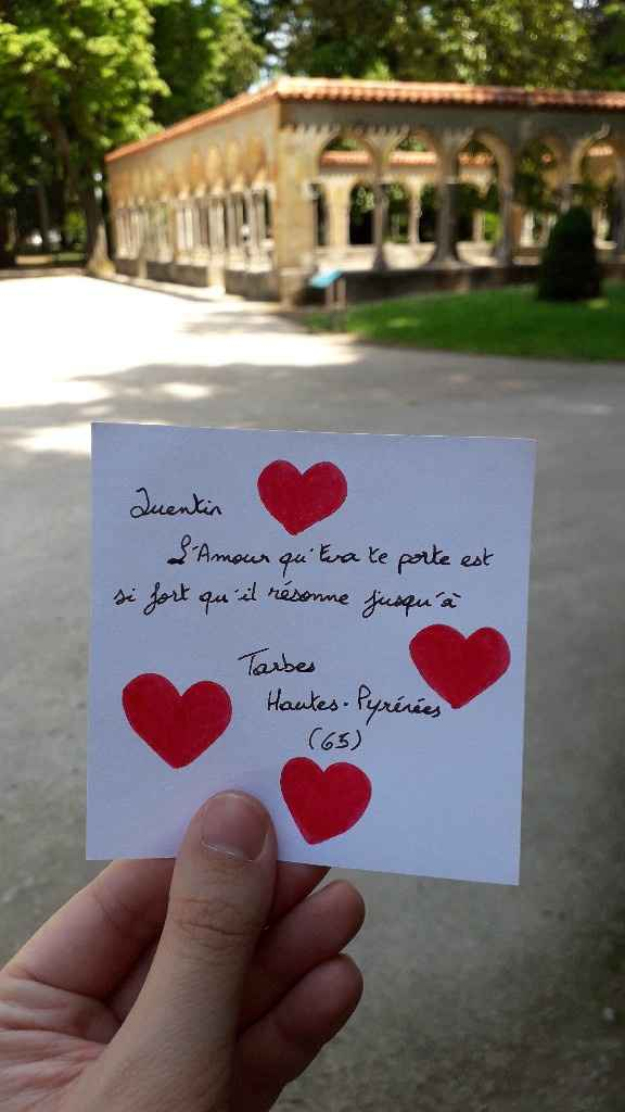 Love notes - 3