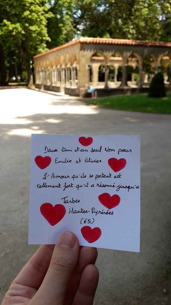 Love notes - 5