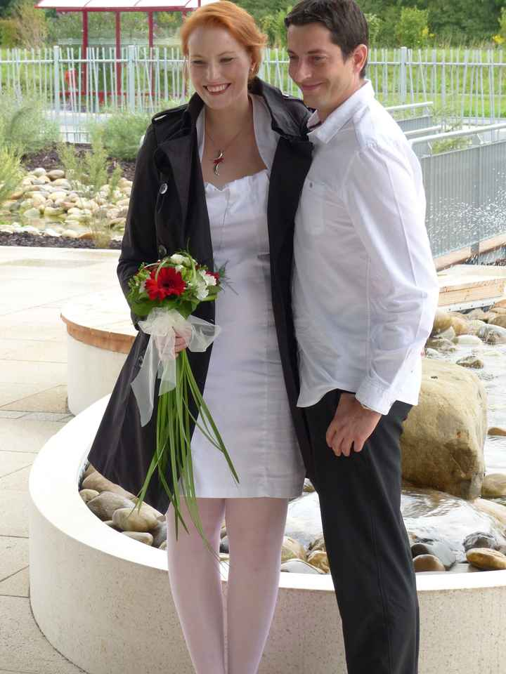 Notre mariage civil