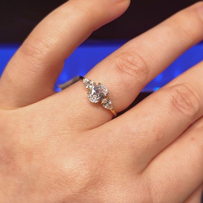 Avez-vous choisi votre bague de fiançailles 💍 ? 2