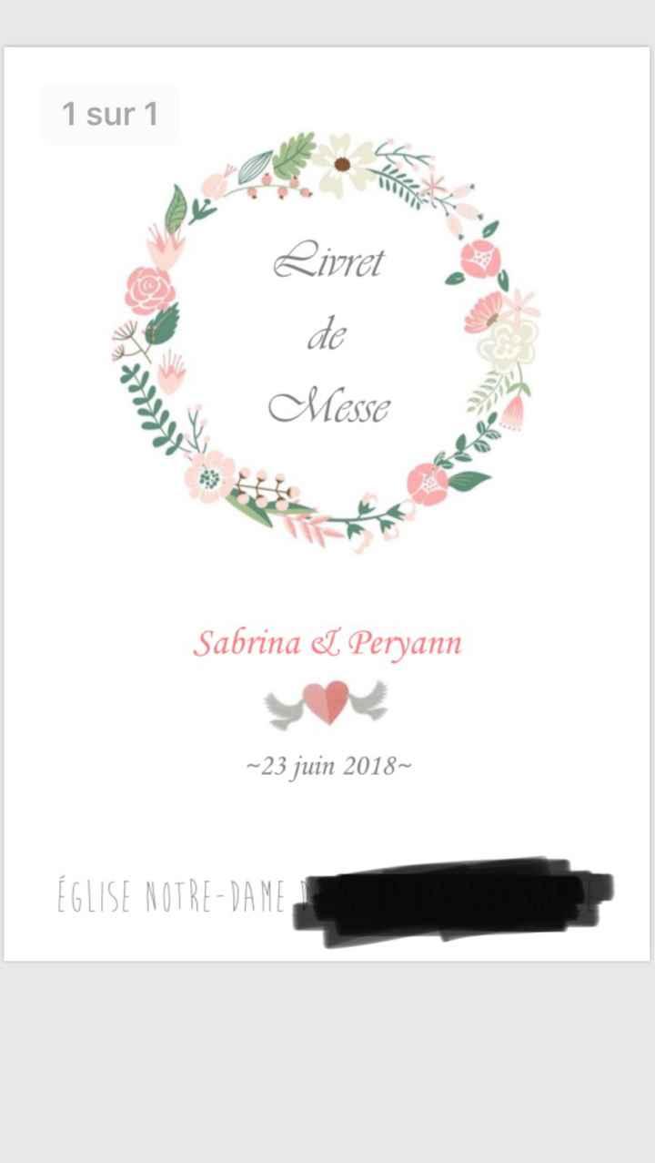 Jour férié ? = préparatifs du mariage - 4